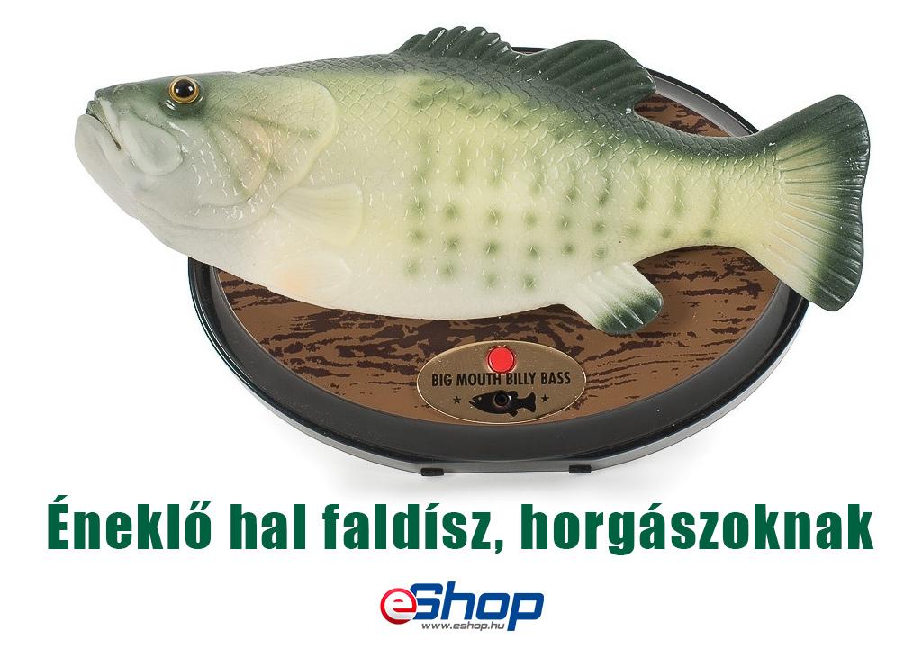Ajándék horgászoknak